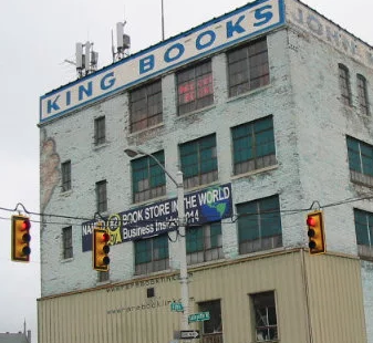 Best Bookstore in Each of the 50 States: MICHIGAN (John King Books)