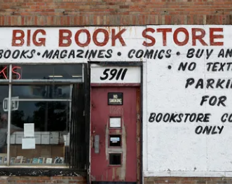 "Closing of the Midtown store: ""Reading the last chapter at Detroit's oldest bookstore"""