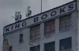Video- John K. King Used & Rare Books, Detroit, MI (2018)