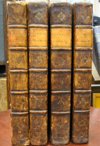 THE LIFE OF SAMUEL JOHNSON. Fifth Edition, Revised and Augmented. 4 Vols. James Boswell.