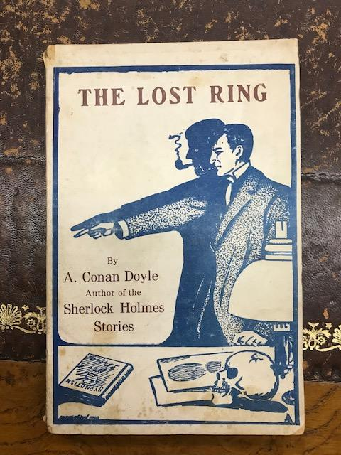 THE LOST RING. A. Conan Doyle.