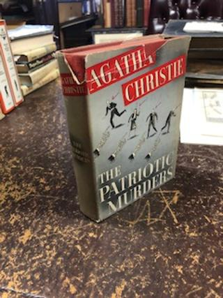 THE PATRIOTIC MURDERS, A Poirot Mystery. Agatha Christie.
