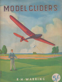 MODEL GLIDERS. R. H. Warring.