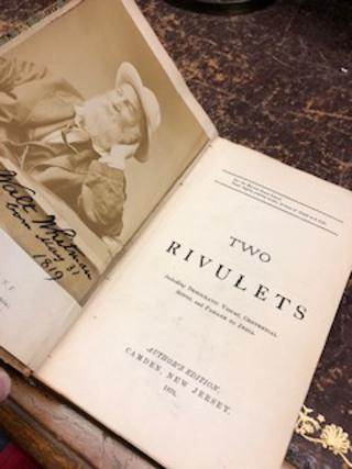 """TWO RIVULETS [""""Author's Edition""""]"""